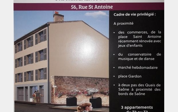 DUCASTEL IMMOBILIER Appartement | MACON (71000) | 75 m2 | 214 000 €